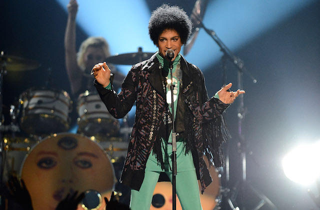 Prince performs during the 2013 Billboard Music Awards at the MGM Grand Garden Arena on May 19, 2013 in Las Vegas, Nevada.