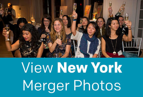 View New York Merger Photos on Facebook