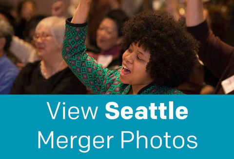 View Seattle Merger Photos on Facebook