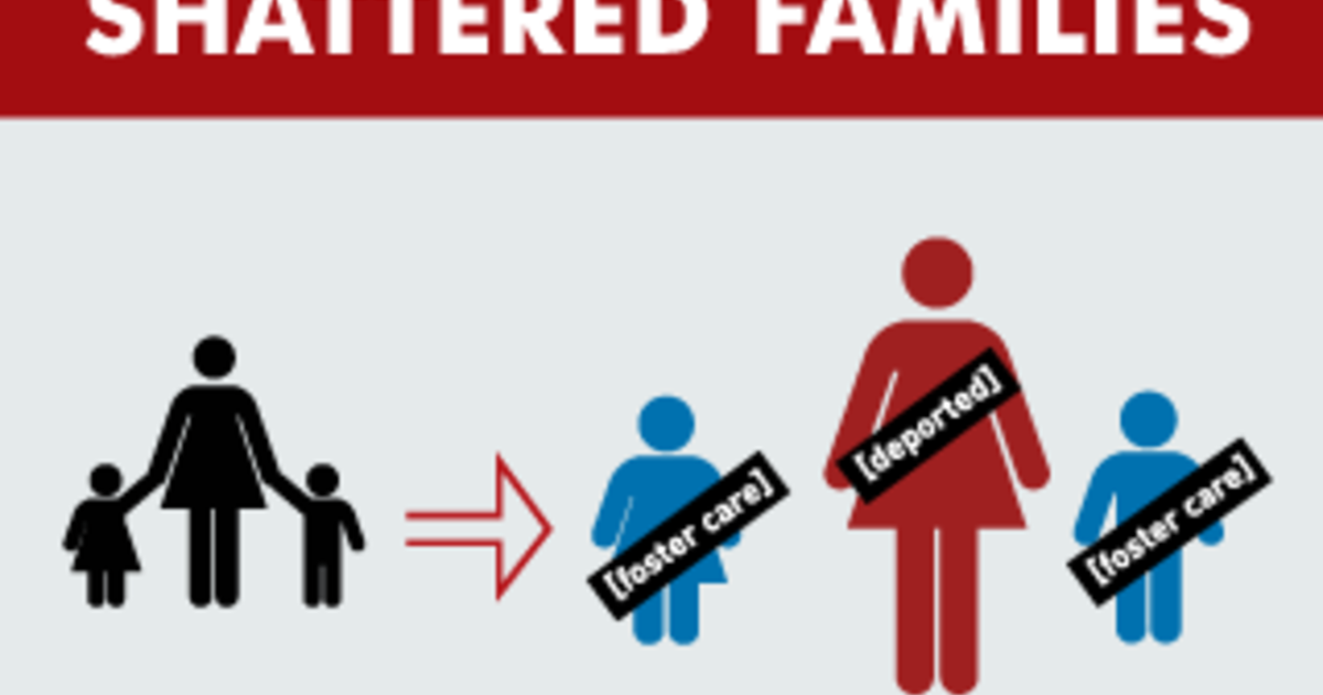 Shattered Families | Race Forward